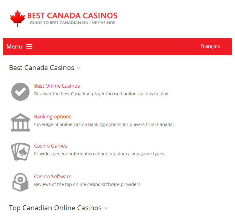 best canada casinos